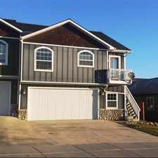 Rental info for Newer 4 Bedroom 2.5 Bath Townhouse Near Hospita... in the Kalispell area