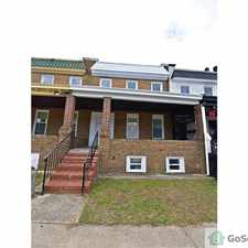 Rental info for 3121 Lawnview Ave in the Baltimore area