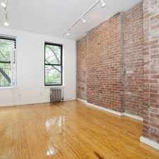 Rental info for **FREE RENT ONE MONTH** ABUNDANCE of SPACE in the EAST VILLAGE in the New York area