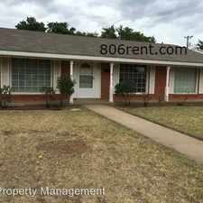 Rental info for 4928 47th St. in the Stubbs-Stewart area