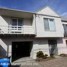 Rental info for 1634 Ortega Street in the Outer Sunset area