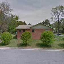 Rental info for 9000 Prince Rd in the Laurel area