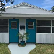 Rental info for Updated unit close to everything in the Harbordale area