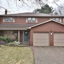 Rental info for 77 Denlow Blvd in the Banbury-Don Mills area