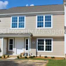 Rental info for NEW CONSTRUCTION! COME TOUR TODAY! in the Christiansburg area