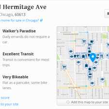Rental info for 4325 North Hermitage Avenue #A1 in the Chicago area