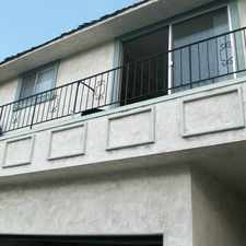 Rental info for 740 CENTER PLACE UNIT A in the Manhattan Beach area