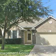 Rental info for 303 Gulfstream Drive in the Georgetown area