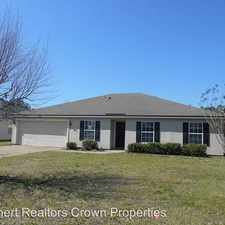 Rental info for 8717 Tristan Dr in the Jacksonville Heights West area