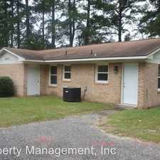 Rental info for 4987-A Galveston in the Terry Sanford area