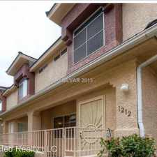 Rental info for 1212 Nevada Sky in the North Las Vegas area