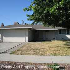 Rental info for 5787 Arapaho Dr in the Blossom Valley area