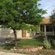 Rental info for 4440 Archwood Drive