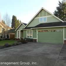 Rental info for 705 NW 150th Street in the Salmon Creek area