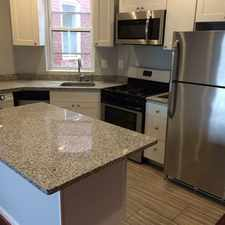 Rental info for 647 Orleans Place, NE Upper Level in the Washington D.C. area