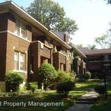 Rental info for 144 N Belvedere in the Evergreen Historic District area