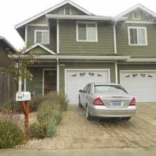 Rental info for Lakeport Townhouse