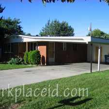 Rental info for 2211 N. Raymond St in the Winstead Park area