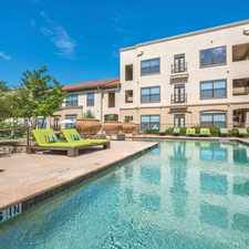 Rental info for Paseo at Bee Cave Apartments