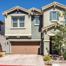 Rental info for 11242 VENTURA GRASS CT in the Las Vegas area