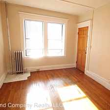 Rental info for 106-110 Lincoln St in the Springfield area