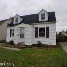 Rental info for 13101 Terminal Ave in the Puritas - Longmead area