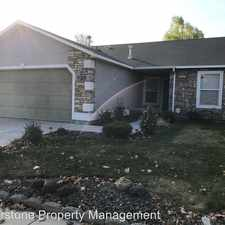 Rental info for 7149 S. Acacia Ave in the Boise City area