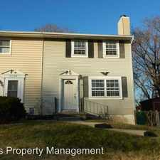 Rental info for 3102 Sweetbay Drive