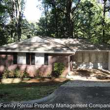 Rental info for 616 Lisa Lane in the Liberty Highlands area