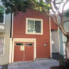 Rental info for 59 Manchester Street in the Bernal Heights area