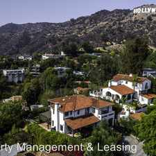 Rental info for 6149 Rockcliff Drive in the Los Angeles area
