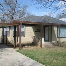 Rental info for 4704 Evans in the Austin area