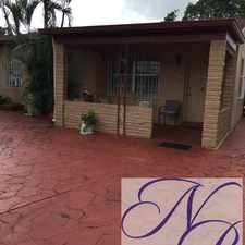Rental info for 942 EAST 31st Street #Rear in the Hialeah Acres area