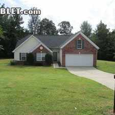 Rental info for Three Bedroom In Newton County