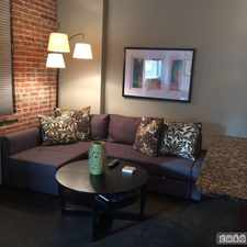 Rental info for One Bedroom In Downtown Kansas City in the Sheffield area