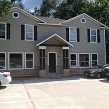 Rental info for Nicest college Townhomes in town in the Huntsville area