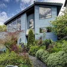 Rental info for 1902 Harvard Avenue East in the Montlake area