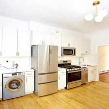 Rental info for 216 York Street in the Jersey City area