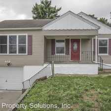 Rental info for 614 Kenyon Ave in the 50315 area