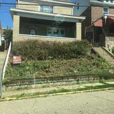 Rental info for 323 Lamarido in the Pittsburgh area