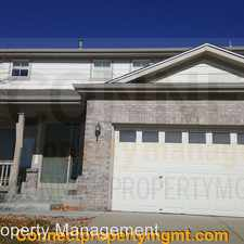 Rental info for 16183 E 104th Way in the Commerce City area