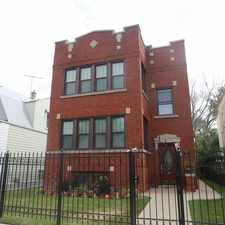 Rental info for 3819 N. Sacramento 1 in the Irving Park area