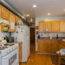 Rental info for 3838 West George Street #2w in the Chicago area