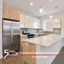 Rental info for 3 Bed 2 Bath Totally Deluxe NEW CONSTRUCTION - Spacious Living with Upgrades in the Irving Park area
