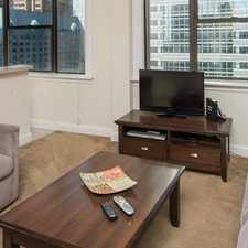 Rental info for 1596 Sansom Street in the Center City West area
