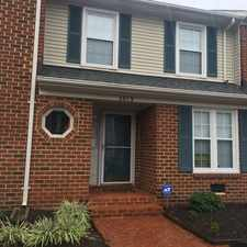 Rental info for 3613 Cinnamon Court in the 23703 area