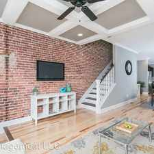 Rental info for 103 S Highland Ave. in the Baltimore Highlands area