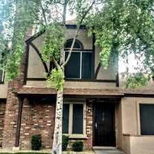Rental info for 7905 W. Thunderbird Rd. #279 in the Glendale area