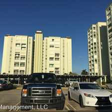 Rental info for 400 64th Avenue #502 St Pete Beach FL 33706 - - 400 64th Avenue #502 west building in the St. Petersburg area