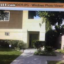 Rental info for $3000 4 bedroom Townhouse in South Bay Carson in the Los Angeles area